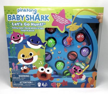 Jucărie electronică Hai la pescuit de rechini
