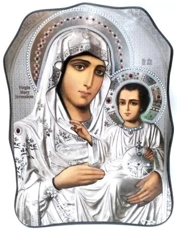 Icoana Maica Domnului cu Pruncul din Ierusalim