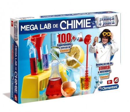 Mega Laborator de chimie Joc educativ