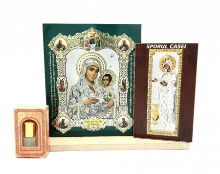 Set icoane Sfintite Maica Domnului si Binecuvantarea casei