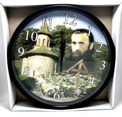Ceas de perete cu Parintele Arsenie Boca