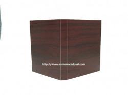 Icoana Diptic din lemn pentru birou