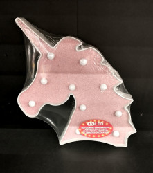 Lampa de veghe pentru copii cu LED unicorn