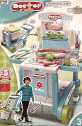 Set medical pentru copii tip valiza