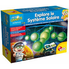 Joc educativ Sistem Solar  pentru copi