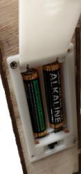 Cutie lemn cu mesaj