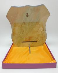 Icoana aurie Maica Domnului Prodromiţa in cutie