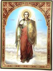 Icoana Sfantului Arhanghel Mihail
