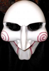 Masca horor cerculete in obraz
