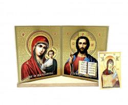 Set icoane sfintite cu un cadou sfintit
