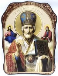 Icoana Sfântul Ierarh Nicolae din Mira