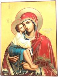 Icoana Maica Domnului - Dulcea Sarutare