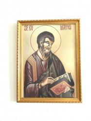 Icoana Sf. Apostol si Evanghelist Matei
