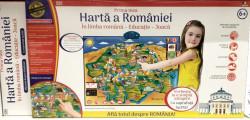 Joc Prima mea harta a Romaniei
