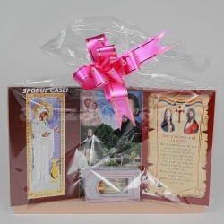 Set 3 icoane pe suport cu un cadou