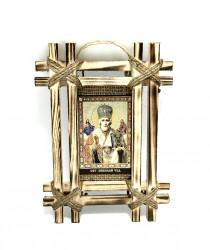 Icoana traditionala Sfantul Nicolae