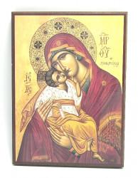Icoana Sfânta Maica Domnului cu Pruncul