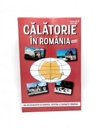 Joc educativ Calatorie in Romania