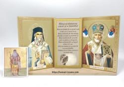 Set icoane binecuvantarea casei cu Sfinti