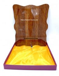 Icoana pe lemn Maica Domnului Portărița spate
