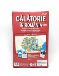 Joc educativ Calatorie in Romania varianta Travel
