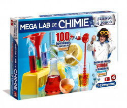 Mega Laborator de chimie Joc educativ