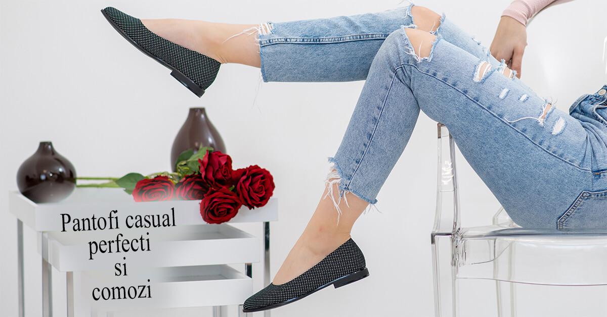 Ce spun pantofii tai preferati despre personalitatea ta