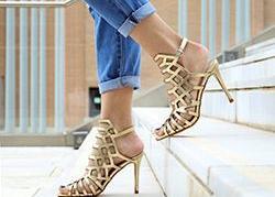 Sandale cu toc gros sau subtire? Tu ce preferi vara aceasta?