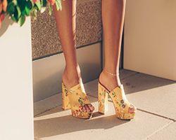 Cand si cum purtam sandalele!