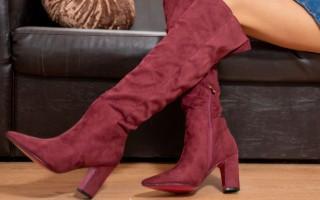 Cele mai in voga cizme dama pentru tinute glam
