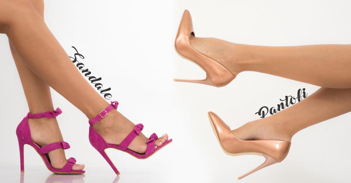 Sandale sau pantofi?