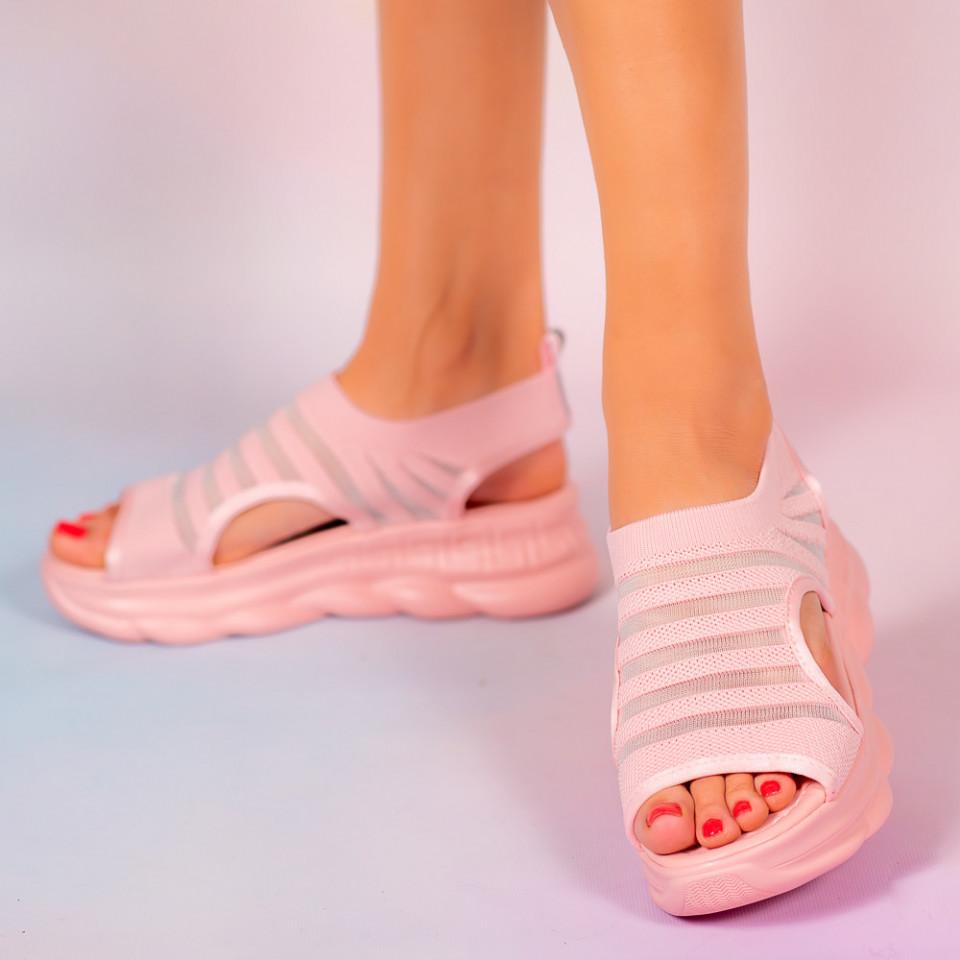 Platforme dama Mess roz
