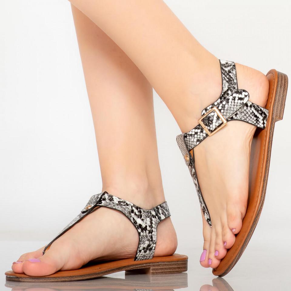 Sandale dama Nole snake