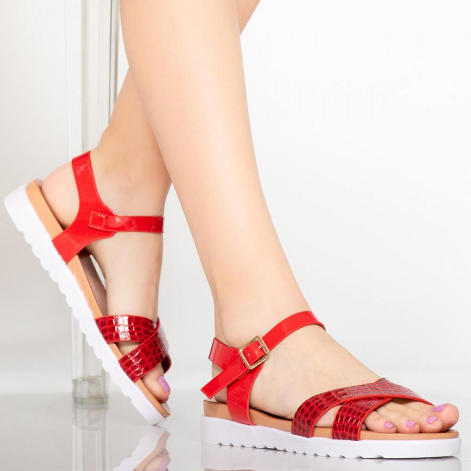 Sandale dama Godo rosii
