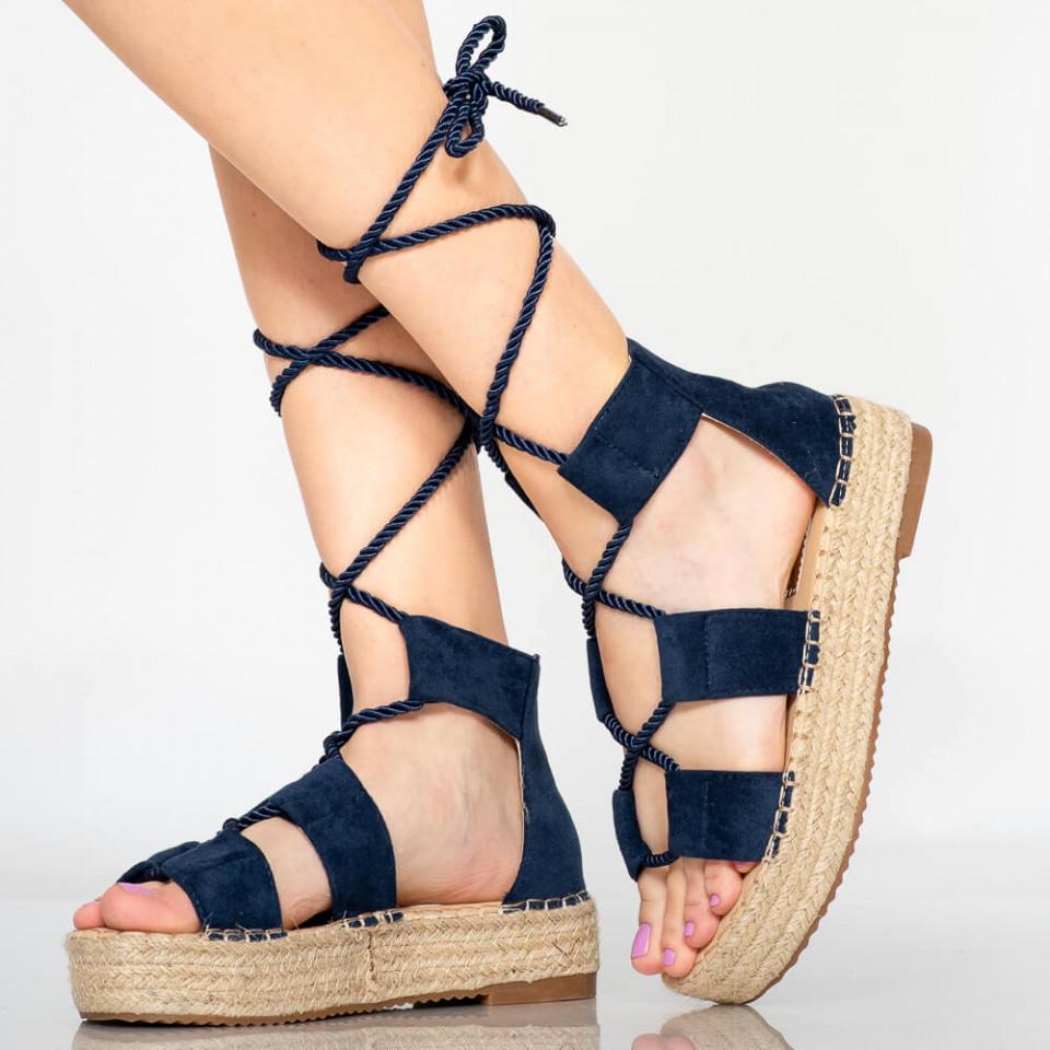Sandale dama Del albastre