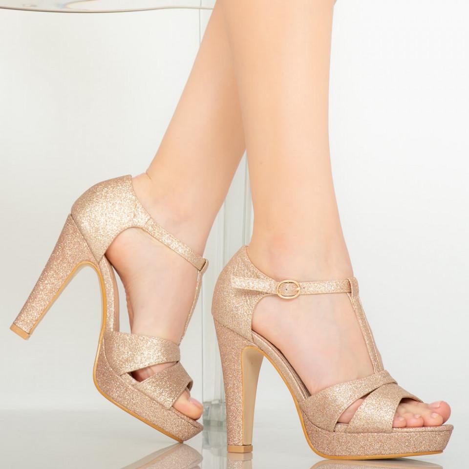 Sandale dama Mars roze