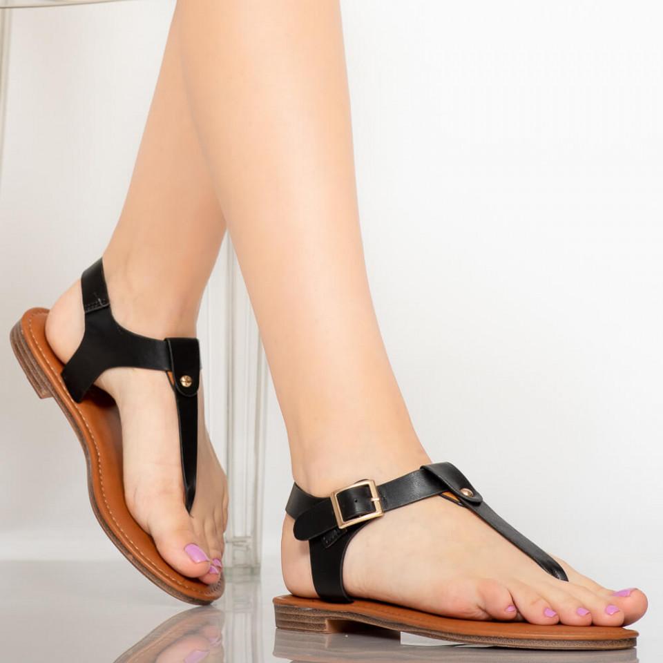 Sandale dama Nole negre