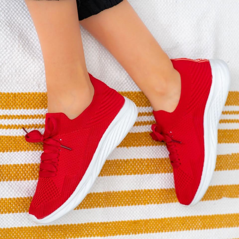 Adidasi dama Nad rosii