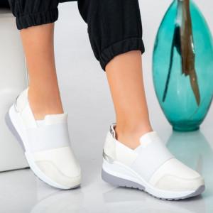 Γυναικεία πάνινα παπούτσια White Cain