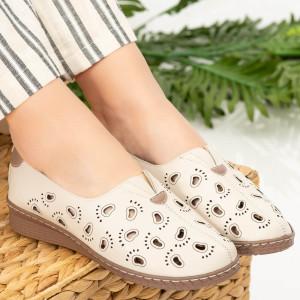 Bézs Lule női cipő