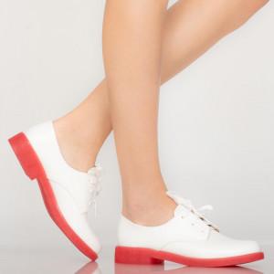 Fehér Arbo alkalmi cipő