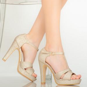 Golden Mars women's sandals