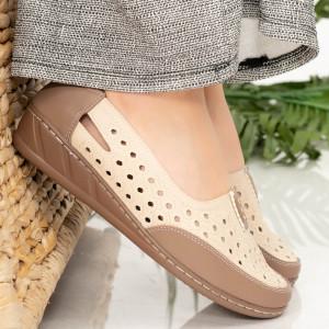 Pantofi dama Alio maro