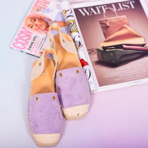 Pantofi dama Heno mov