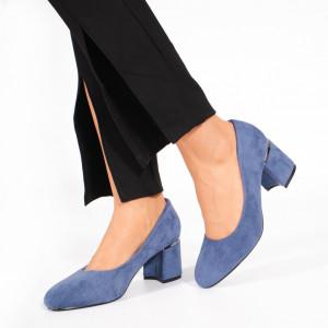 Pantofi Dama Rica Albastri