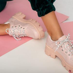 Pantofi dama Ror roz