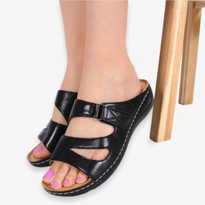 Papuci dama Aes negri