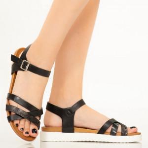 Sandale dama Div negre