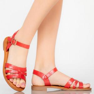 Sandale dama Odon rosii
