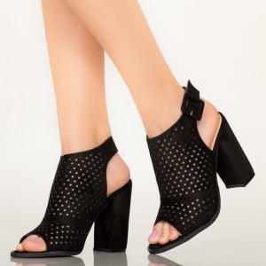 Sandale dama Tere negre